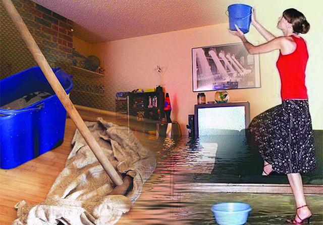 затопили квартиру соседи сверху что делать его